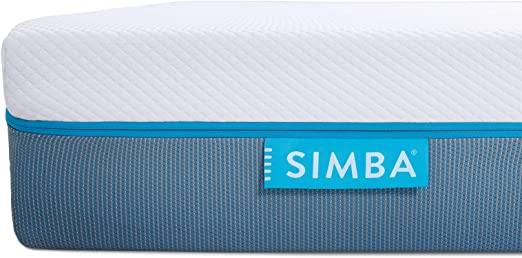 Simba Hybrid Essential Mattress, UK King - Best Hybrid Bed Mattress