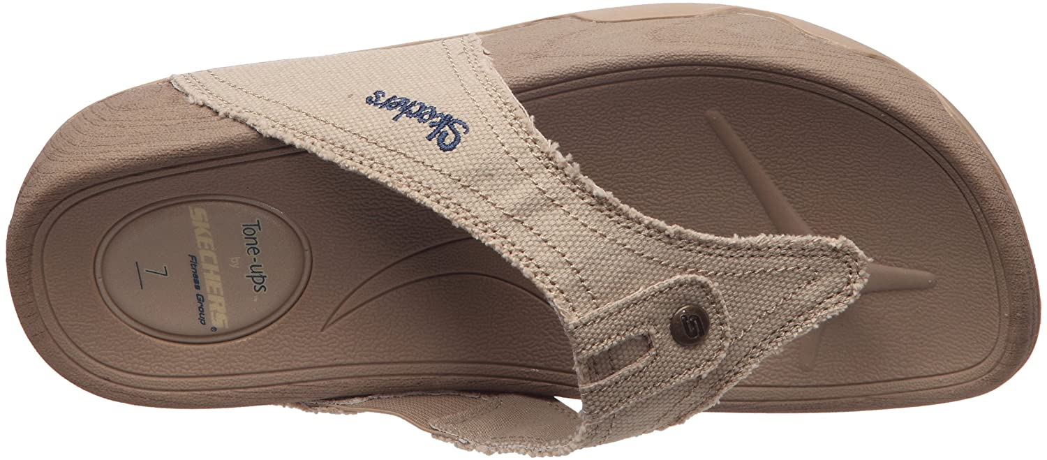 Skechers Tone-ups Fashion Alert 38776, Sandali Donna