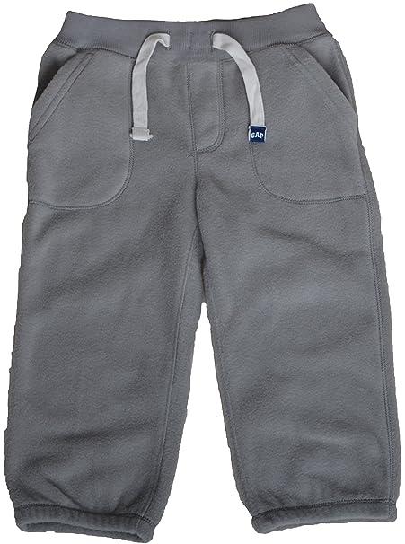 GAP / BabyGAP - Pantalón - para niño gris piedra 12-18 Meses: Amazon.es: Ropa y accesorios