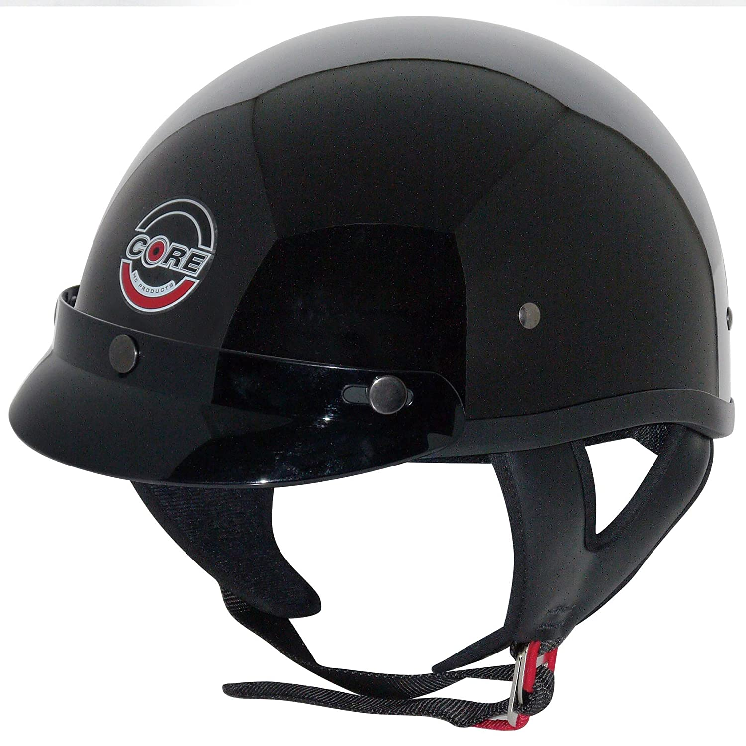 Core Cruiser Shorty Half Helmet