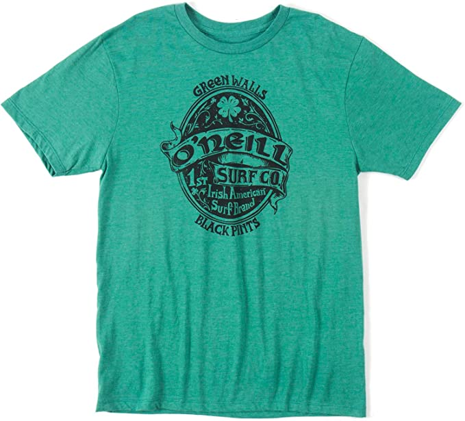 Amazon.com: O Neill Hombre greenwall T Shirt: Clothing