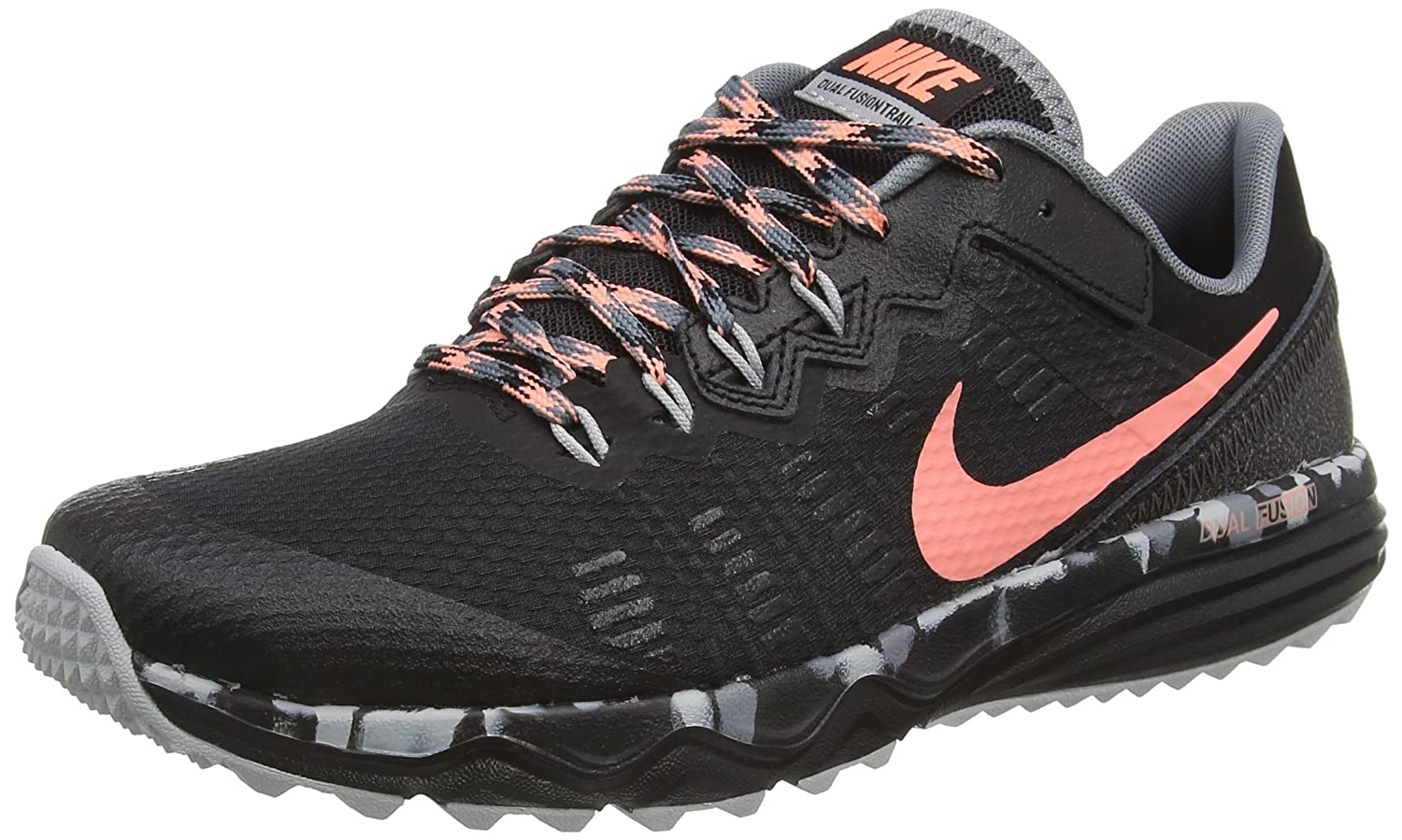 best website c93e2 79850 Amazon.com   NIKE Women s Dual Fusion 2 Trail Running Shoe   Trail Running