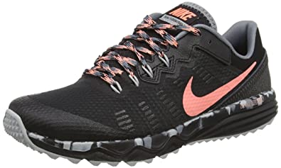 the best attitude 63f31 d8b24 NIKE Women s Dual Fusion 2 Trail Running Shoe, Black Atomic Pink Cool Grey