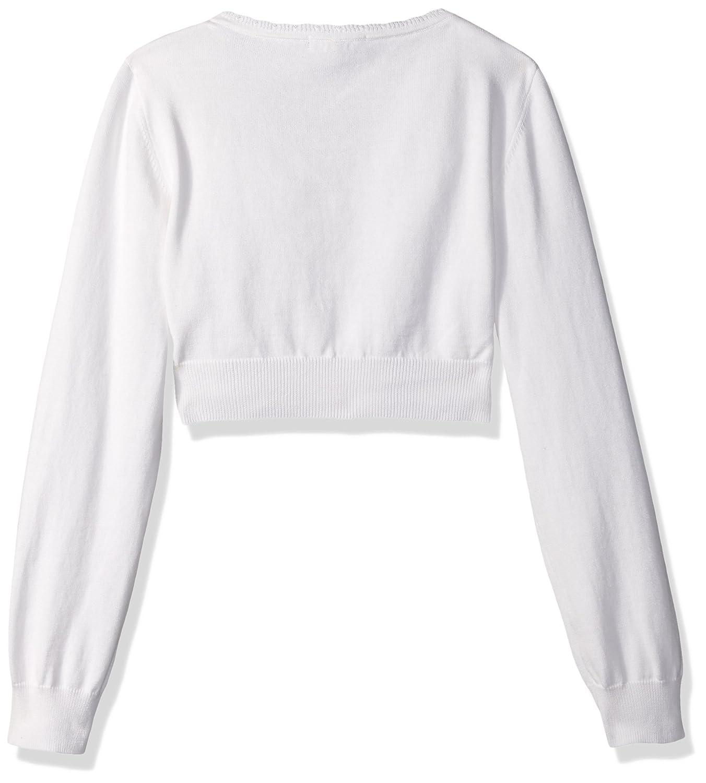 66908bd771 My Michelle Girls  Shrug Sweater  Amazon.co.uk  Clothing