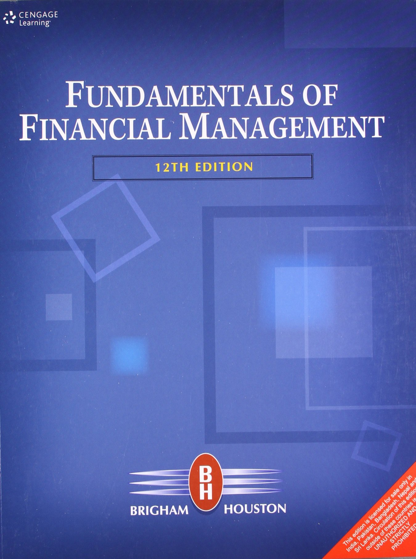 Fundamentals Of Financial Management Brigham Pdf