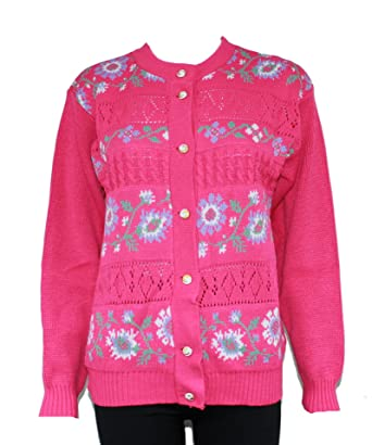 70c7033cd Kirkwood of Scotland® New Womens Everyday Long Sleeve Button Top ...