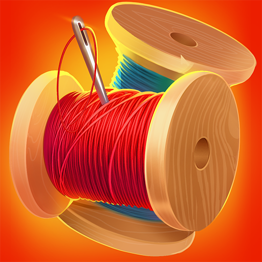 Cross Stitch - Color by Letters Pixel Art Game ()