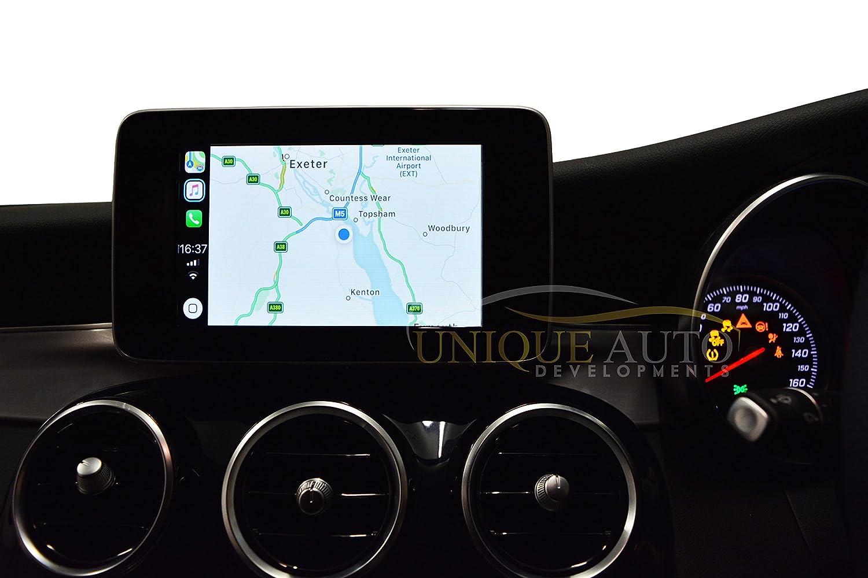 Mercedes W205 C Class/GLC 2015-2018 CarPlay Mirroring Camera