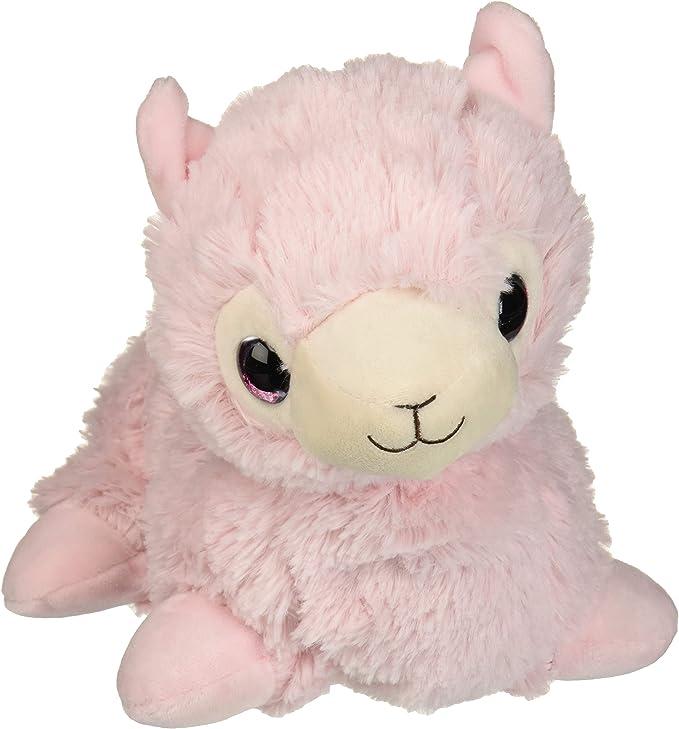 Microwavable Plush Llama Toy