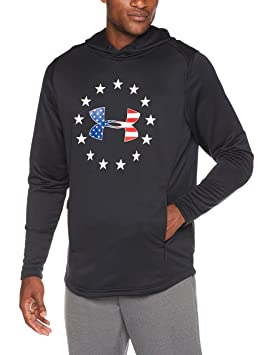 d510b0b5 Under Armour Men's Freedom Tech Terry Pullover Hoodie: Amazon.ca ...