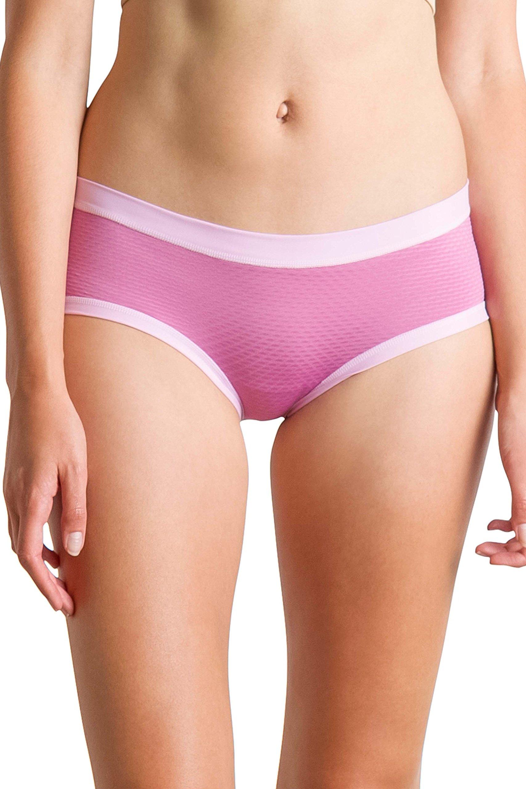 ExOfficio Women's Give-N-Go Sport Mesh Hipkini Underwear, Sweetheart, Medium