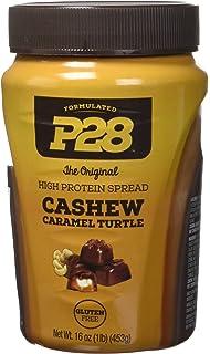 P28 Protein Spread Cashew Caramel Turtle 453 Gram