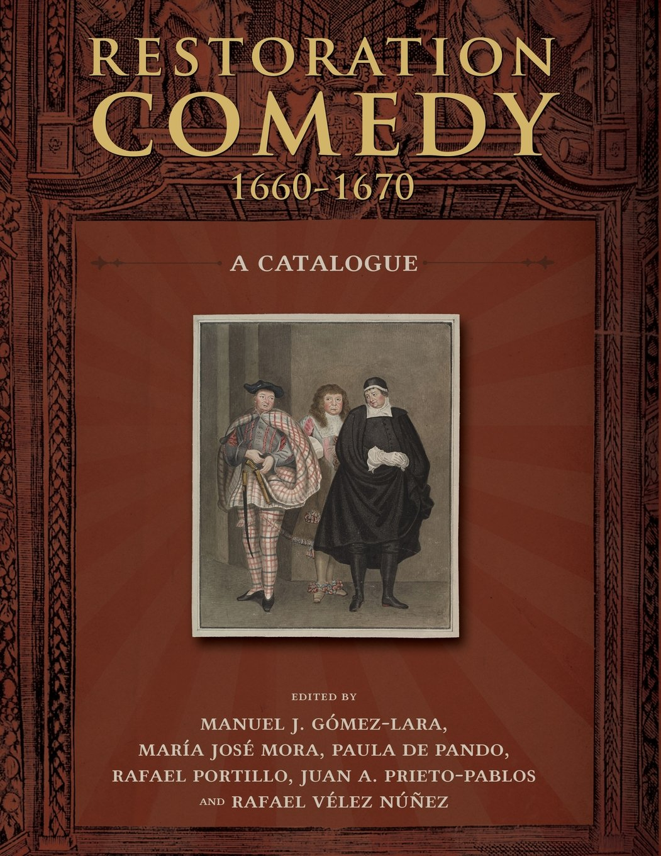 Download Restoration Comedy, 1660-1670: A Catalogue pdf