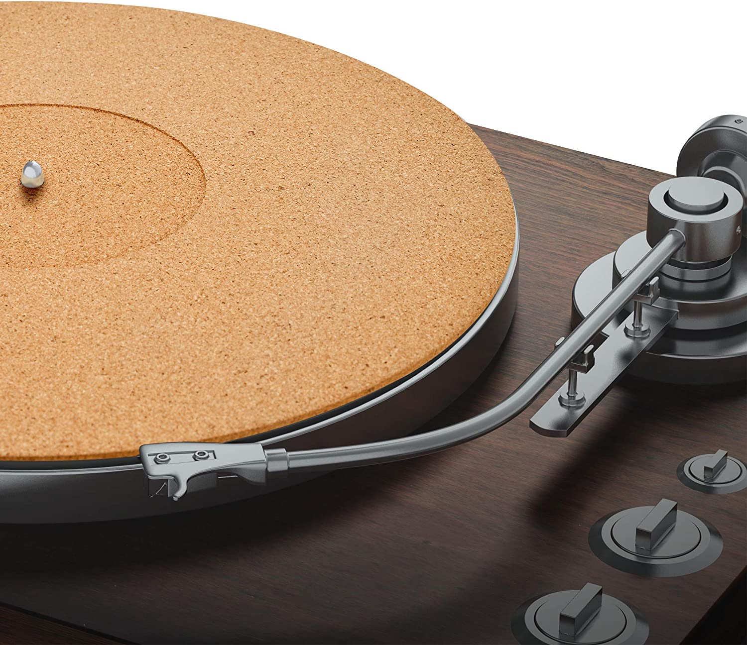 IDYD Audio Systems Cork Turntable Mat