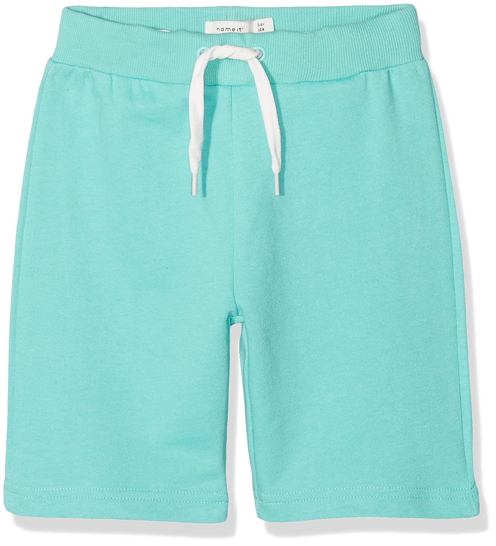 Name It Nmmvermond SWE Long Shorts Unb G, Pantaloncini Bambino 13154907