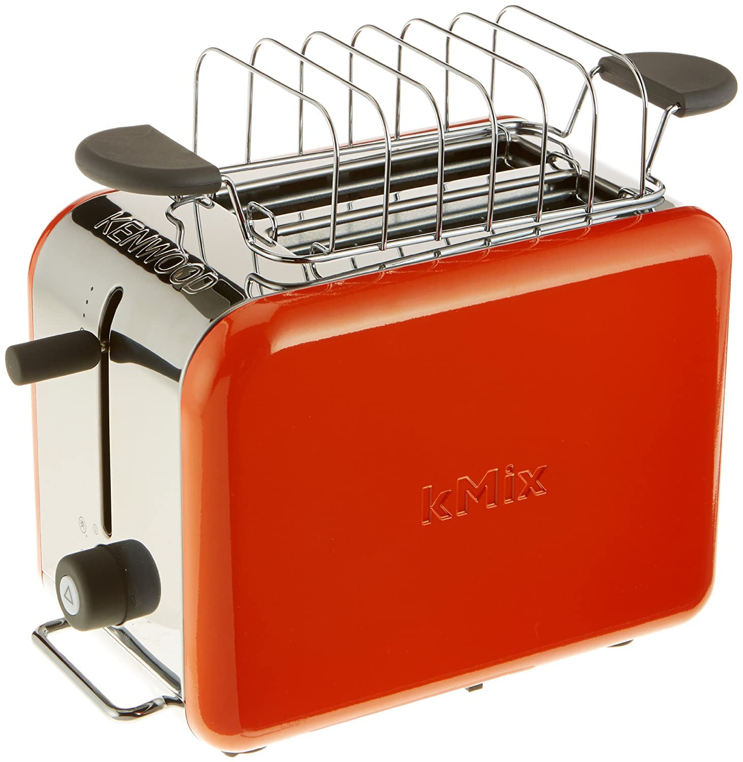Kenwood KETTM027 K-mix Toaster 220-240 Volt/ 50-60 Hz (INTERNATIONAL VOLTAGE & PLUG) FOR OVERSEAS USE ONLY WILL NOT WORK IN THE US, OUR PRODUCT ARE BRAND NEW, WE DO NOT SELL USED OR REFERBUSHED PRODUCTS.