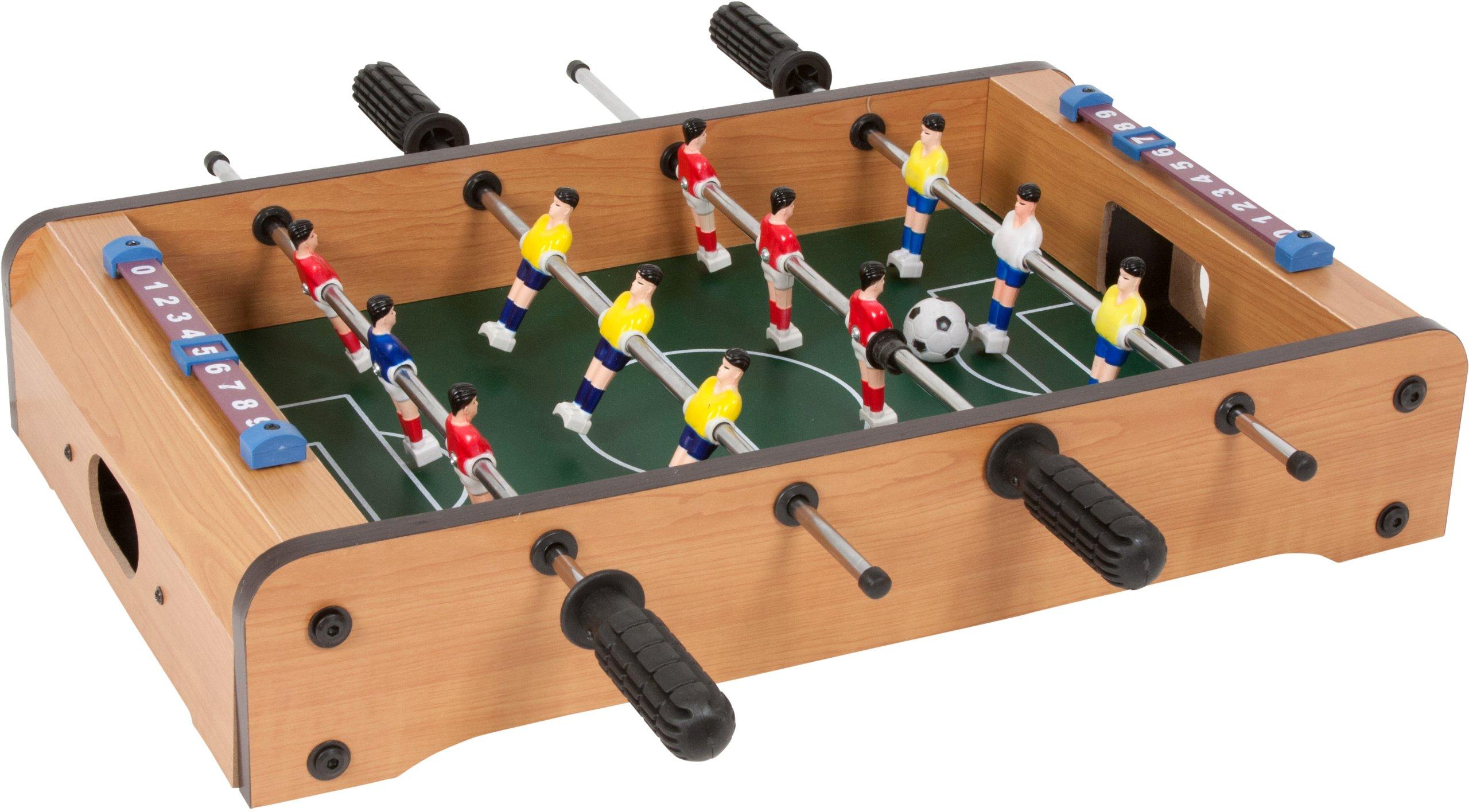 Trademark Innovations Table Top Mini Foosball Game by Trademark Innovations