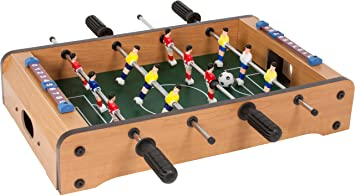 Perfect Trademark Innovations Table Top Mini Foosball Game