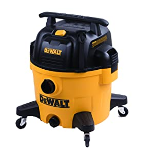 DeWALT 9 Gallon Poly Wet/Dry Vac