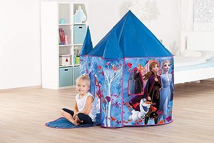 John 75117 Frozen 2 Disney Palace Deluxe - Tienda de campaña ...