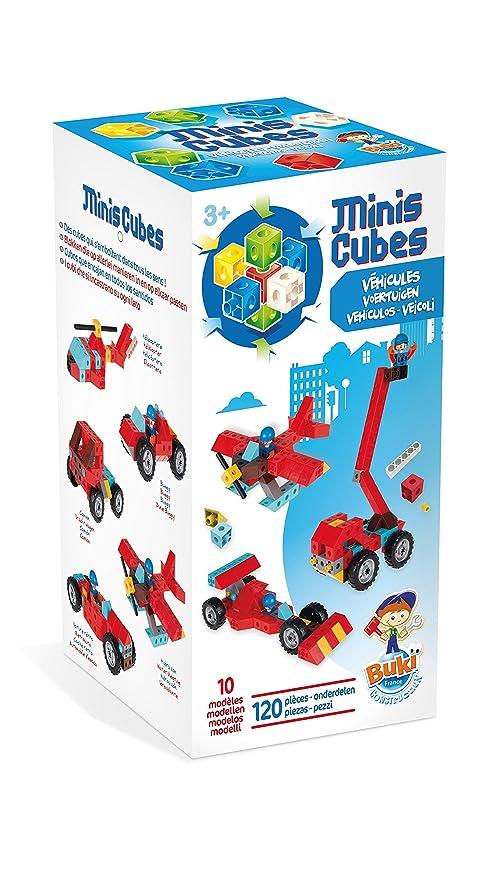 Mini Cubes Mini 7127 Véhicules Cubes Buki Buki 7127 wkN8XZn0OP