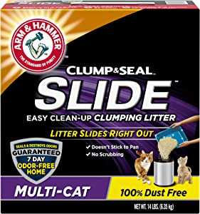 Arm & Hammer Easy Clean-Up Litter