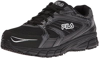 Fila Men s Memory Reckoning 7 Work Slip Resistant Steel Toe Running Shoe c02eebfde16