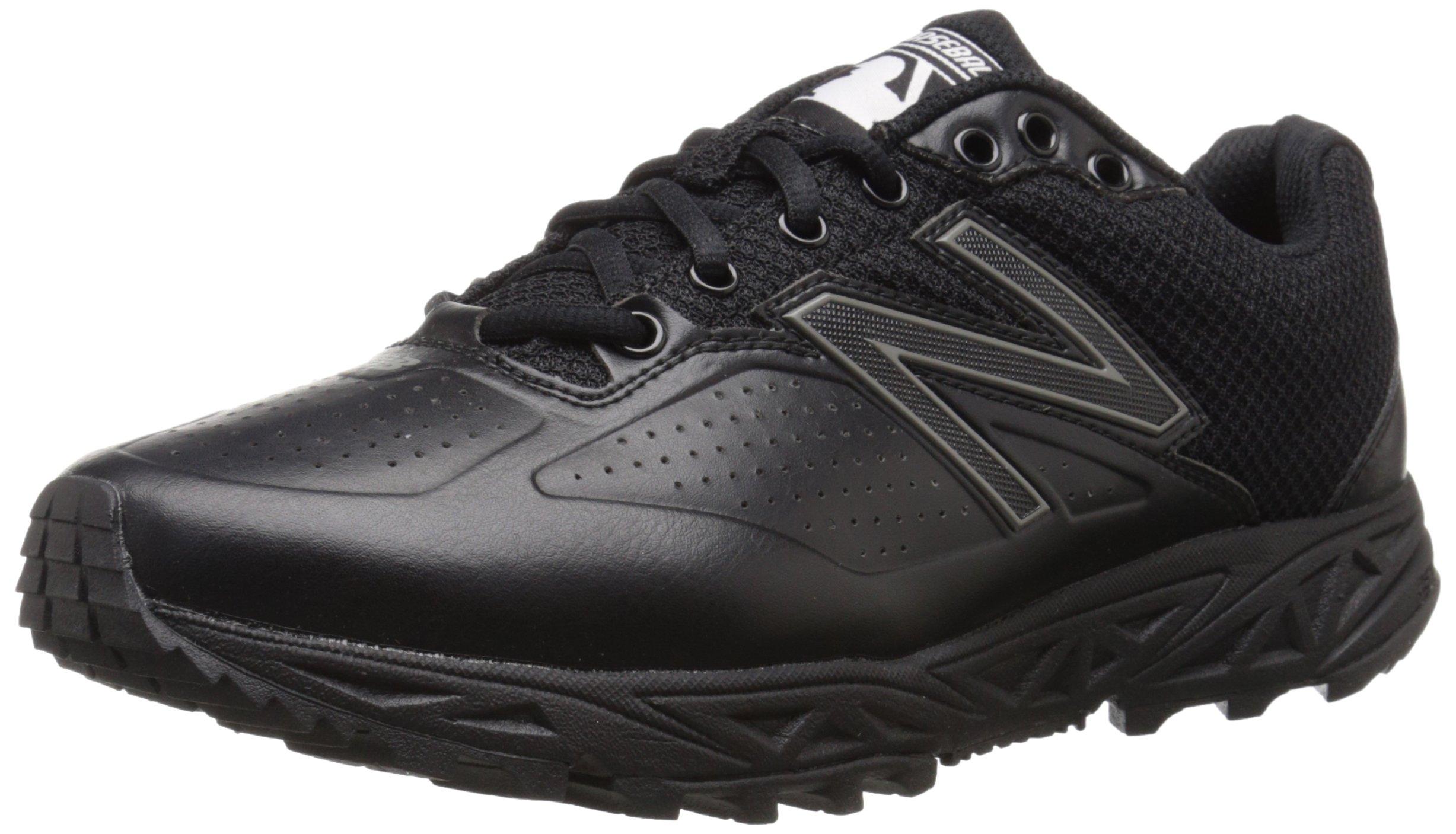 New Balance Men's MU950V2 Umpire Low Shoe, Black, 11 D US by New Balance