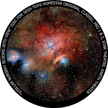 Stellar Chambre D Enfant Blooms Dans View Disque Pour Segatoys Homestar Pro 2 Classique Original Terre Theatre Maison Planetarium Amazon Fr Photo Camescopes