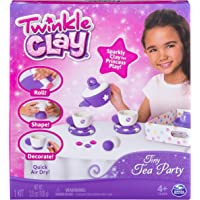 SpinMaster Game Twinkle Clay Set, Fiesta del Té