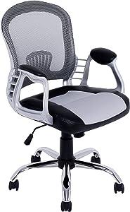 CorLiving Workspace Office Chair, Black/Grey