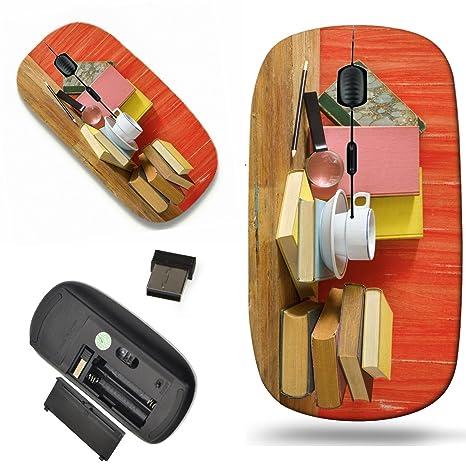 Amazon Com Luxlady Wireless Mouse Travel 2 4g Wireless Mice