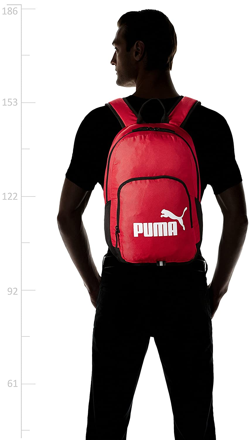 0732a4bfefe2 Puma 21 Ltrs red Laptop Backpack (7358924)  Amazon.in  Bags