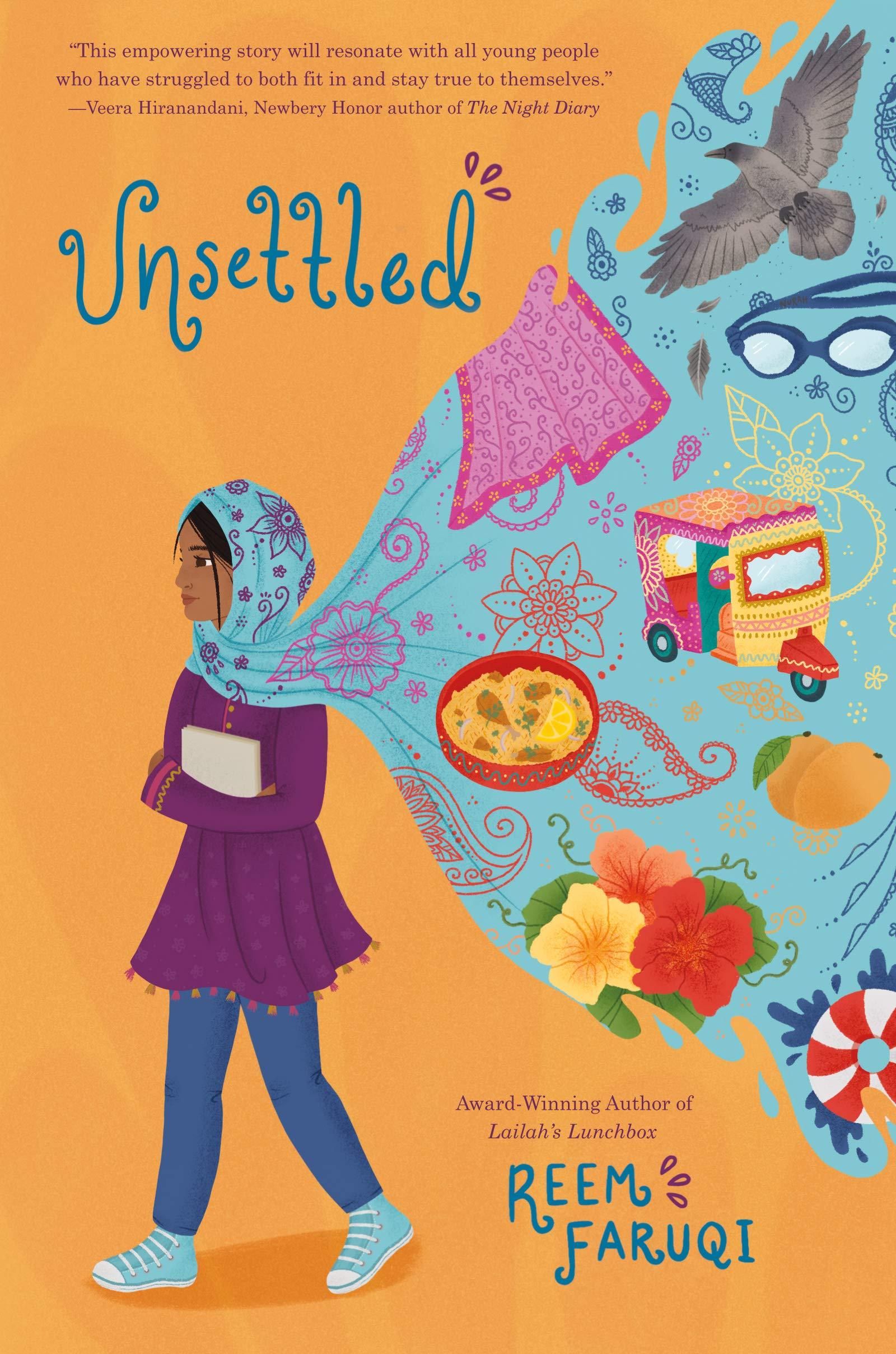 Amazon.com: Unsettled (9780063044708): Faruqi, Reem: Books