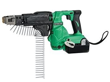 Hitachi Power Tools Akkuschrauber Hat Band Automatik 2x 18v 4ah Li