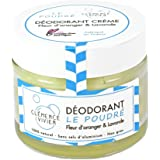 Balsamo Deodorante agli oli essenziali - Il poudré - Clemenza e Vivien