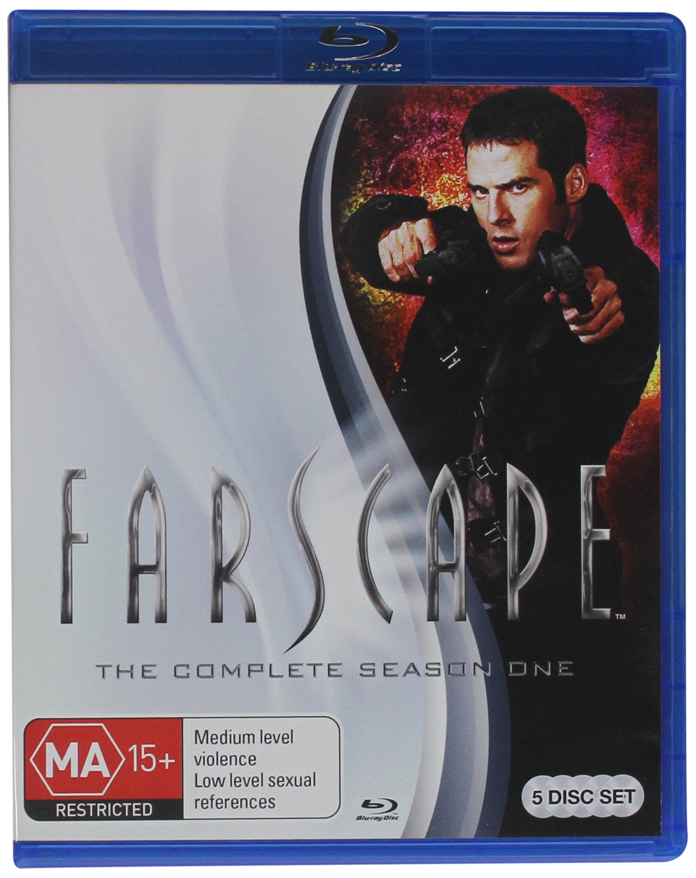 Farscape: The Complete Collection: Season 1-4 [Blu-ray] by Via Vision