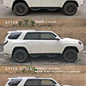 Supreme Suspensions - Front Leveling Kit for 2003-2019 Toyota 4Runner 2