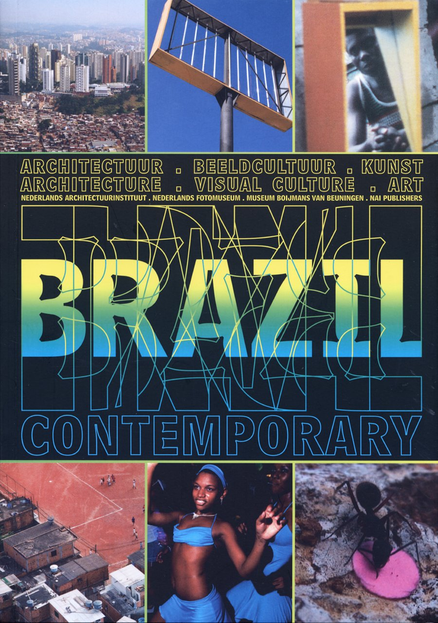 Download Brazil Contemporary: Architecture, Art and Visual Culture and Design ebook
