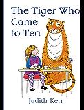 The Tiger Who Came to Tea (English Edition)