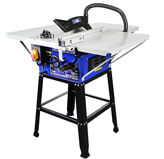 Pingtek blueline 250mm 10 bench table saw with 3 table pingtek blueline 250mm 10quot bench table saw with 3 table extensions leg greentooth Gallery