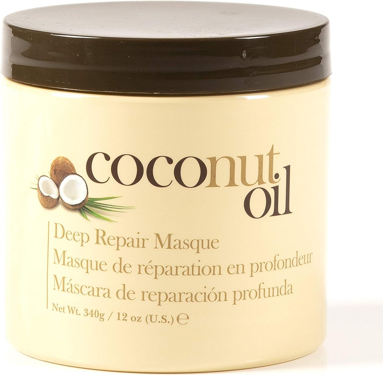 Hair Chemist Mascarilla de Aceite de Coco para Una Reparación Profunda - 227 gr