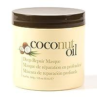 Hair Chemist Coconut Repair Masque, Hair Mask Deep Conditioning Hair Treatment,...