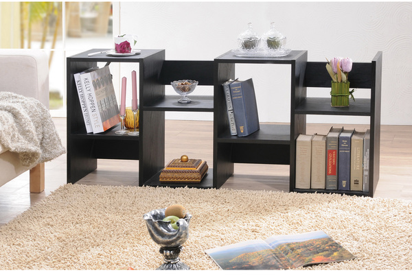 Furniture of America Display Cabinet/ Bookcase - 12506186 - Overstock.com Shopping - Great Deals on Furniture of America Media/Bookshelv​es