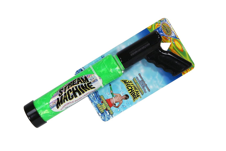 arma chorro de agua