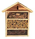 Clovers Garden Beneficial Insect House - Rustic