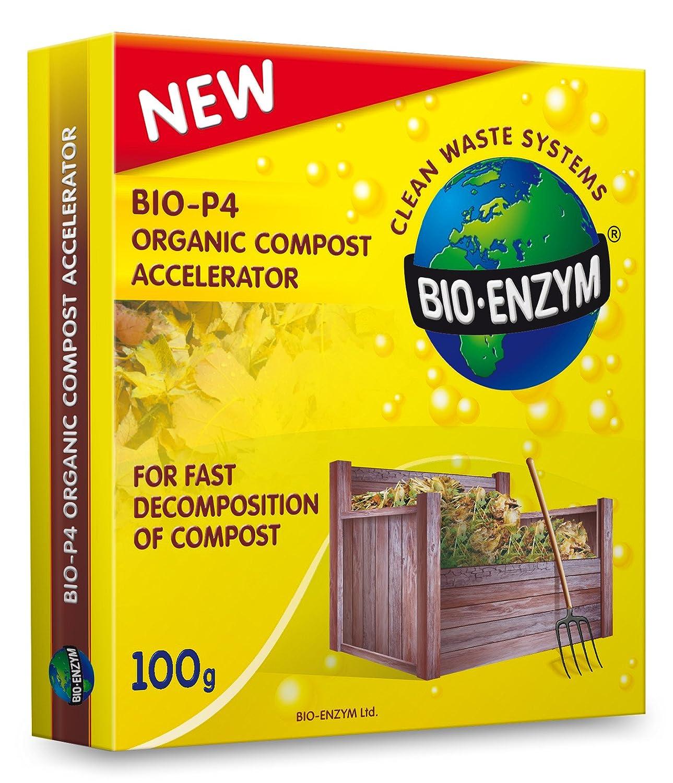 Organic compost accelerator BIO-P4
