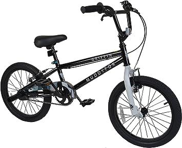 SilverFox BMX Plank - Bicicleta para niñas, con barras para trucos ...