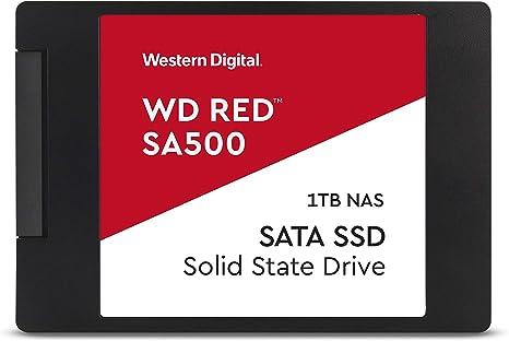 Western Digital WD Rojo SSD 2.5 SATA, 1 TB, Rojo: Amazon.es ...