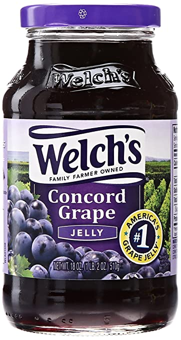 Welches grape jelly